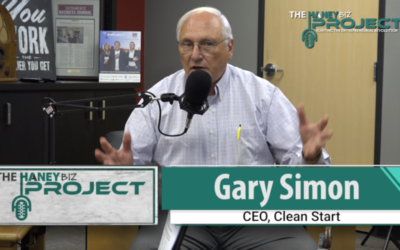 HaneyBiz: Gary Simon Interview