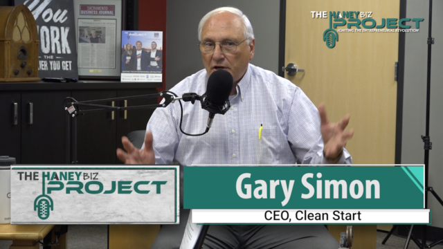 HaneyBiz: Gary Simon Interview