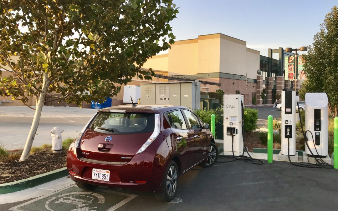 Does California Really Need 1.2 Million More EV Chargers?