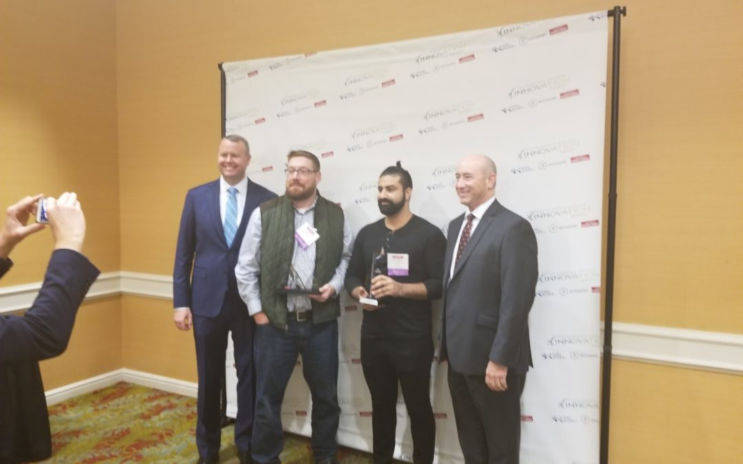 CleanStart at the Sacramento Innovation Awards
