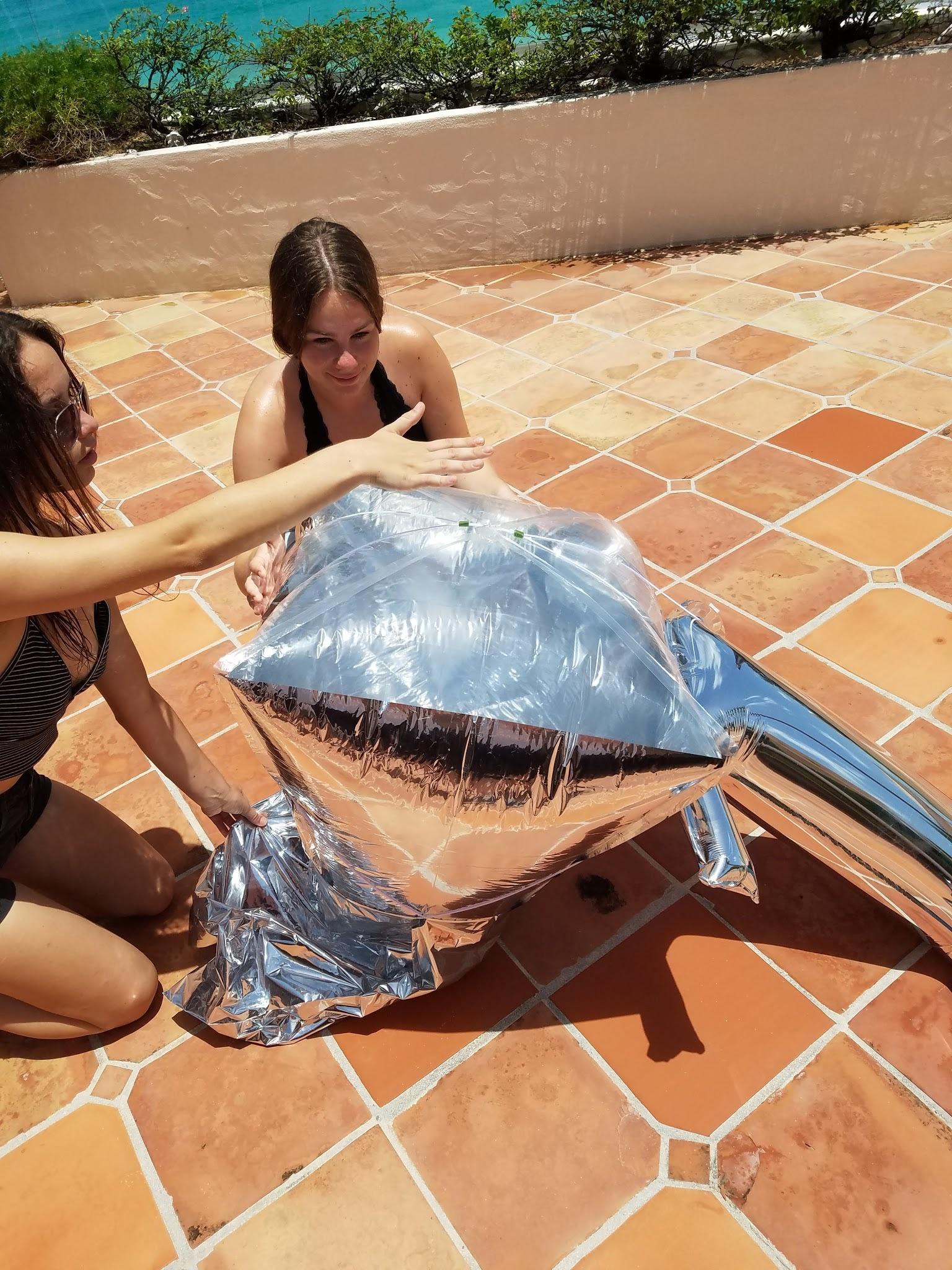 California Sunlight Solar Balloon