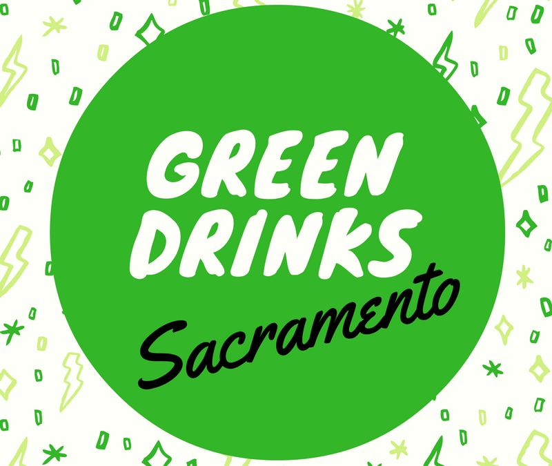 Check out our newest partner! GreenDrinks!
