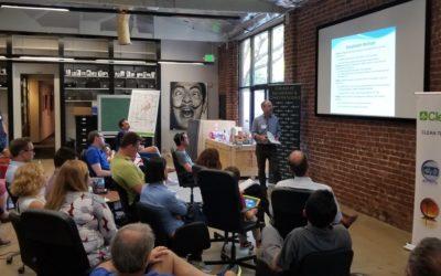 Cleantech Meetup Attendees Discuss Water In California