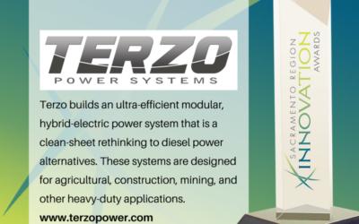 Sacramento Innovation Awards – ALUMNI UPDATES: Terzo Power Systems