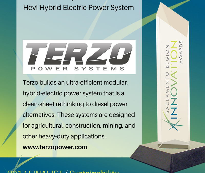 Sacramento Innovation Awards – ALUMNI UPDATES: Terzo Power Systems