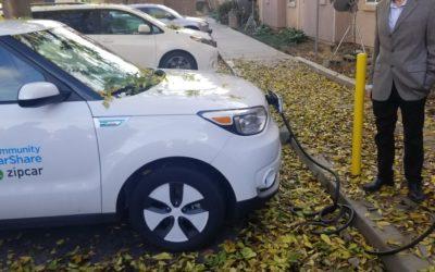 Electric Ride-share Comes to Sacramento