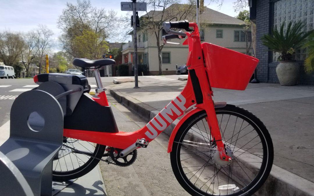 Ride Share Bikes Continue