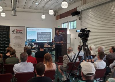 SMUD Director Brandon Rose talks about Electrification