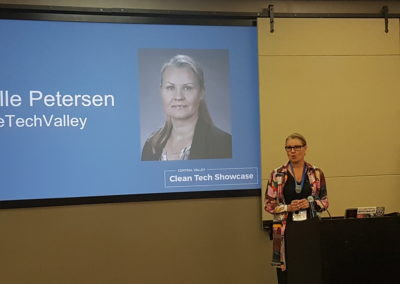 Helle Peterson Blue Tech Valley
