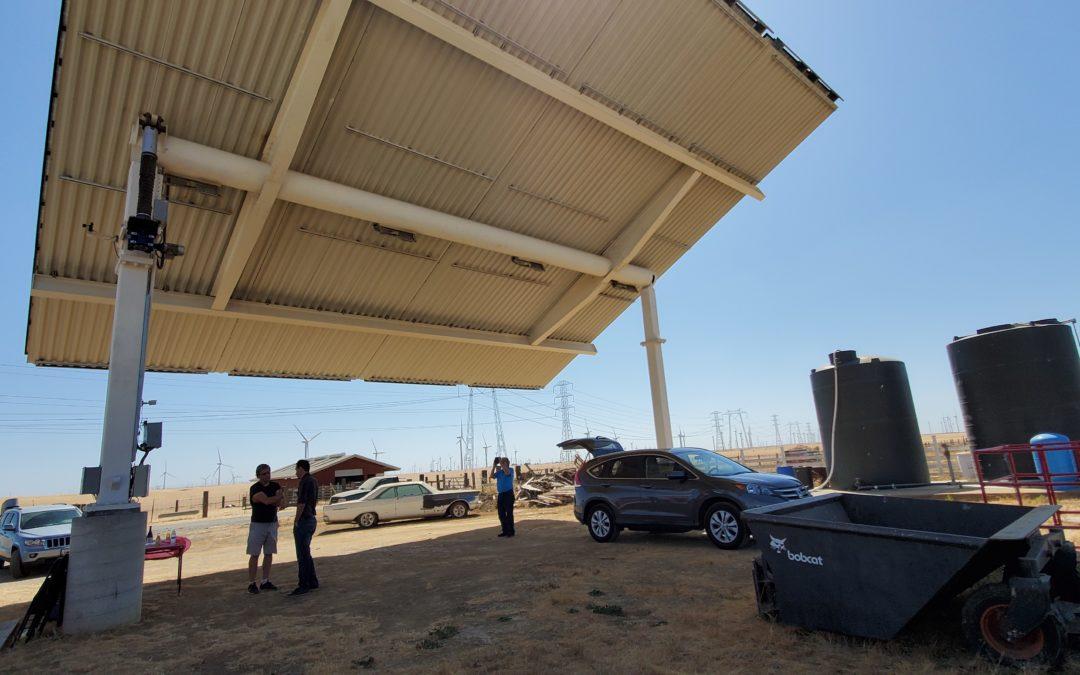 Big Solar Big Tilt