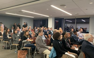 Four Outstanding Companies Pitch at First CONNEX Sacramento Event