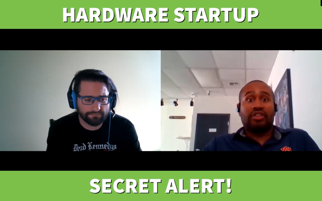 Mike Bell talks about Prototyping  Secrets