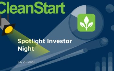 Four Companies Demonstrate Advances in First Virtual Spotlight Pitchfest