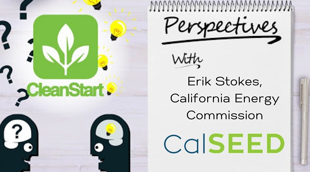 CleanStart Perspectives on EPIC Funding from the CA Energy Commission