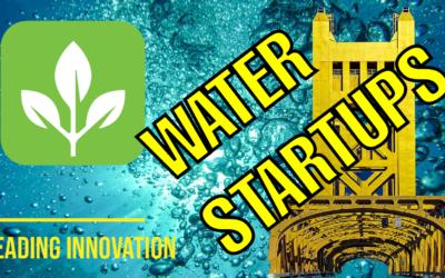 Water Sustainability:  Three Companies Seeing Uptick in Interest