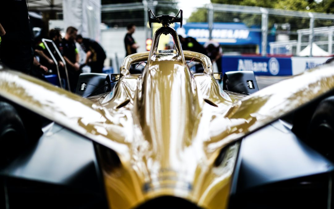 Formula-E Racing Pushing the Limits on Battery and Charging Technology