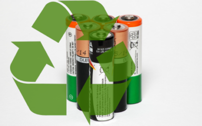 Some Big Advances in Lithium Ion Battery Recycling