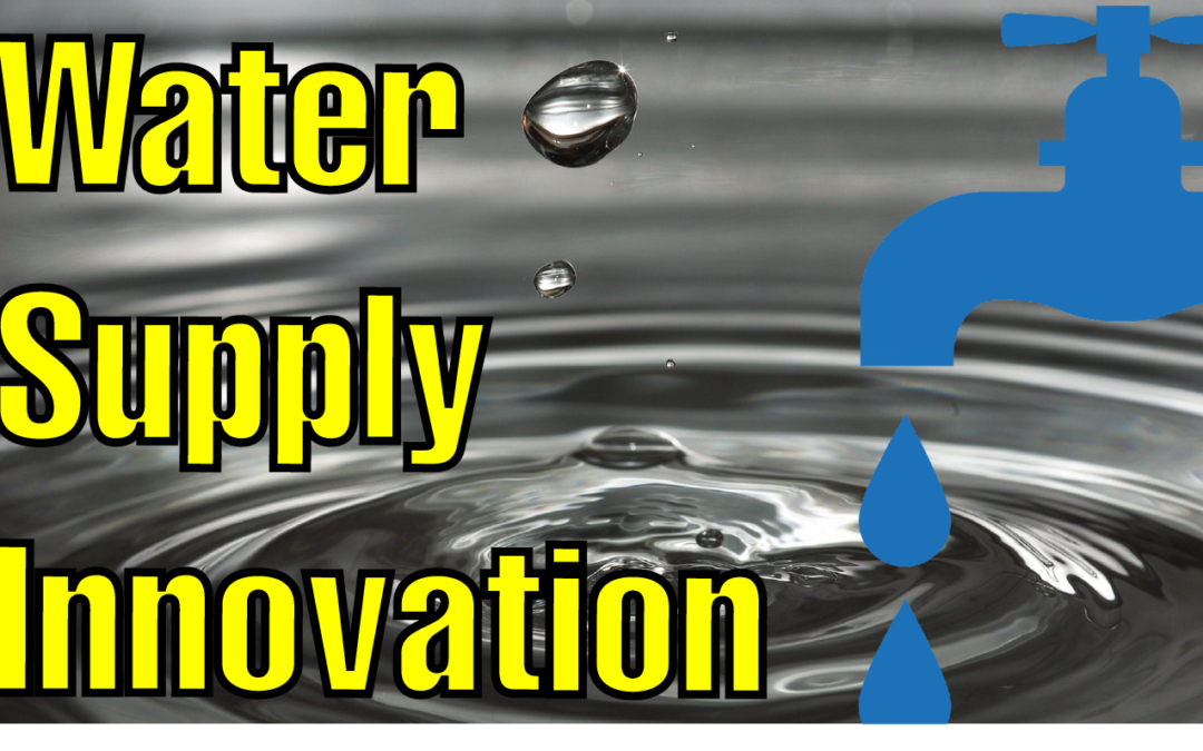 Is it time to focus more on water supply?